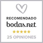 Certificado Bodas.net